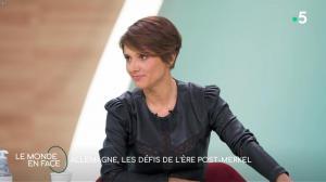 Mélanie Taravant dans le Monde en Face - 03/10/21 - 09