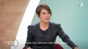 Mélanie Taravant dans le Monde en Face - 03/10/21 - 10