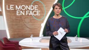 Mélanie Taravant dans le Monde en Face - 10/10/21 - 01