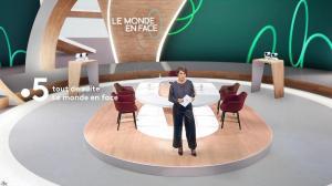 Mélanie Taravant dans le Monde en Face - 10/10/21 - 03