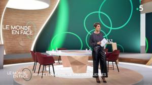 Mélanie Taravant dans le Monde en Face - 10/10/21 - 10