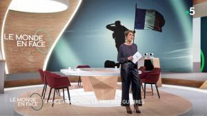 Mélanie Taravant dans le Monde en Face - 10/10/21 - 11