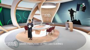 Mélanie Taravant dans le Monde en Face - 10/10/21 - 12