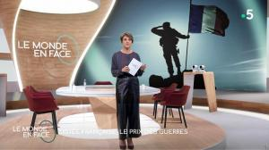 Mélanie Taravant dans le Monde en Face - 10/10/21 - 13