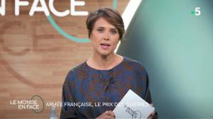 Mélanie Taravant dans le Monde en Face - 10/10/21 - 14