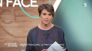 Mélanie Taravant dans le Monde en Face - 10/10/21 - 15