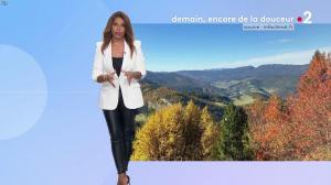 Myriam Seurat à la Météo - 18/10/21 - 01
