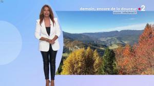Myriam Seurat à la Météo - 18/10/21 - 02