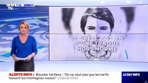 Pascale De La Tour Du Pin dans le Dej Info - 01/10/21 - 04