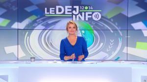 Pascale De La Tour Du Pin dans le Dej Info - 01/10/21 - 07