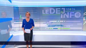 Pascale De La Tour Du Pin dans le Dej Info - 01/10/21 - 08