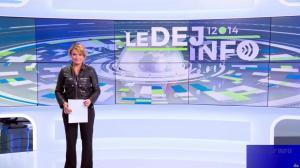 Pascale De La Tour Du Pin dans le Dej Info - 06/10/21 - 01