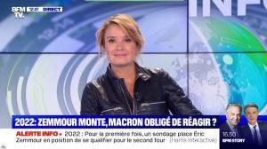 Pascale De La Tour Du Pin dans le Dej Info - 06/10/21 - 04