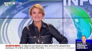 Pascale De La Tour Du Pin dans le Dej Info - 06/10/21 - 05