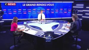 Sonia Mabrouk dans le Grand Rendez Vous - 10/10/21 - 01
