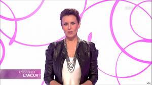 Carole Rousseau dans c'est Quoi l'Amour - 21/01/11 - 1