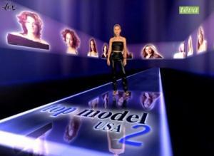 Cécile Simeone dans Top Model USA 2 - 10/12/04 - 1