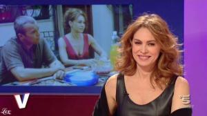 Elena Sofia Ricci dans Verissimo - 20/02/10 - 1