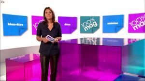 Estelle Denis dans 100 Pour 100 Mag - 04/05/11 - 2