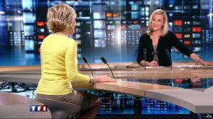Evelyne-Dheliat--Laurence-Ferrari--Meteo-20h--22-02-11--2