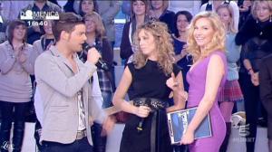 Federica Panicucci dans Domenica Cinque - 06/02/11 - 3