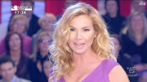 Federica Panicucci dans Domenica Cinque - 06/02/11 - 6