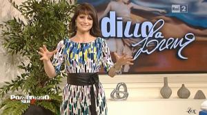 Lorena Bianchetti dans Dillo à Lorena - 04/01/11 - 1