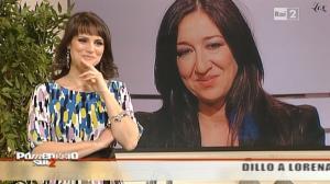 Lorena Bianchetti dans Dillo à Lorena - 04/01/11 - 2