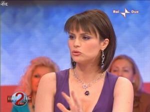 Lorena Bianchetti dans Italia Sul Due - 04/02/10 - 1