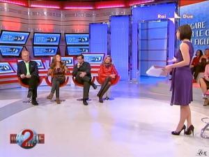 Lorena Bianchetti dans Italia Sul Due - 04/02/10 - 2