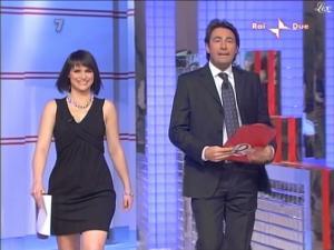 Lorena Bianchetti dans Italia Sul Due - 07/12/09 - 1