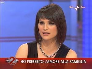 Lorena Bianchetti dans Italia Sul Due - 07/12/09 - 10