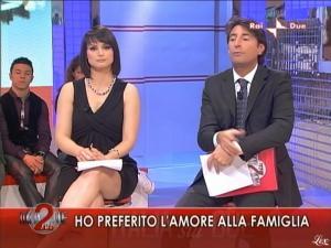 Lorena Bianchetti dans Italia Sul Due - 07/12/09 - 11