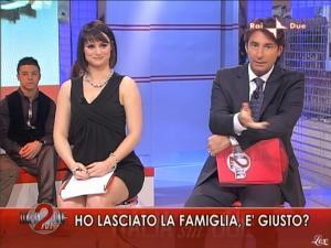 Lorena Bianchetti dans Italia Sul Due - 07/12/09 - 12