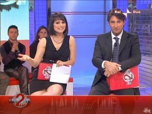 Lorena Bianchetti dans Italia Sul Due - 07/12/09 - 13