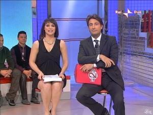 Lorena Bianchetti dans Italia Sul Due - 07/12/09 - 2