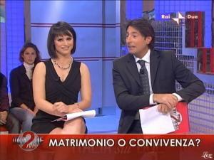 Lorena Bianchetti dans Italia Sul Due - 07/12/09 - 3