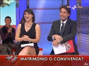 Lorena Bianchetti dans Italia Sul Due - 07/12/09 - 4
