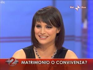Lorena Bianchetti dans Italia Sul Due - 07/12/09 - 5