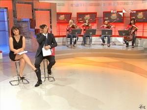 Lorena Bianchetti dans Italia Sul Due - 07/12/09 - 6
