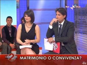 Lorena Bianchetti dans Italia Sul Due - 07/12/09 - 8