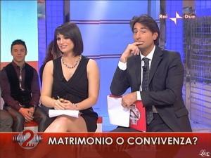 Lorena Bianchetti dans Italia Sul Due - 07/12/09 - 9