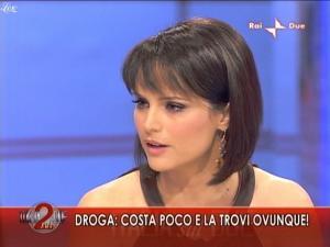 Lorena Bianchetti dans Italia Sul Due - 12/11/09 - 1