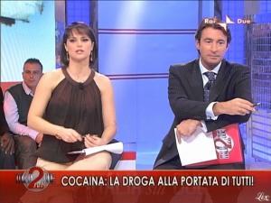 Lorena Bianchetti dans Italia Sul Due - 12/11/09 - 2