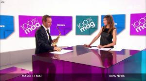 Marie Ange Casalta dans 100 Pour 100 Mag - 17/05/11 - 2
