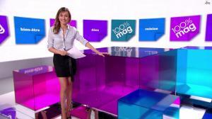 Marie Ange Casalta dans Cent Pour Cent Mag - 21/04/11 - 2