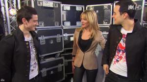 Sandrine Corman dans X Factor - 22/03/11 - 1