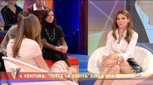 Silvia Toffanin et Alessia Ventura dans Verissimo - 29/01/11 - 3