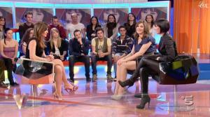Silvia Toffanin, Giulia Pauselli et Diana Del Bufalo dans Verissimo - 19/03/11 - 3