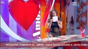Sonia Grey dans Domenica In - 16/01/11 - 4